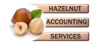 www.hazelnutaccounting.co.uk Logo